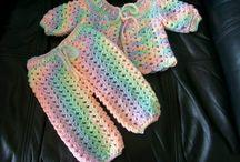 layette crochet