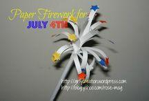 Fireworks / EYFS