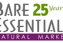 25 Years / This year (2013), Bare Essentials celebrates it's 25th anniversary with Ben Henderson and Mary Underwood.