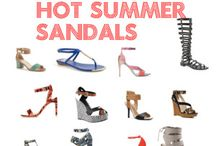 Shoe Envy / My top picks of summer sandals for Size 11 Feet
