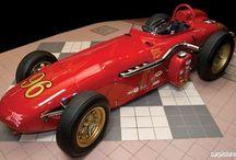 Open wheel race cars / by Randy Cotton
