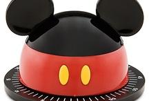 Mickey Mouse Kitchen / by Jennifer Redwood Hanssens
