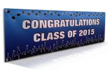 Graduation Banners / Full Color Banners for all of your schools needs.