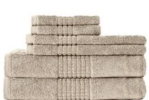 Dream Castle Egyptian Cotton Bath Towels / These plush, ultra absorbent cotton bath towels are the number 1 seller in Australia,and among the most popular in Europe!  Now you can indulge in these beauties right here at home!  Featuring 650 GSM(fancy term for extremely durable and absorbent)!