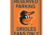 MLB - Baltimore Orioles MLB Fan Cave Decor, Car Accessories and Tailgating Gear / Find and Buy the latest Baltimore Orioles accessories for your Man Cave, MLB Car and truck fan gear, and baseball tailgating supplies.