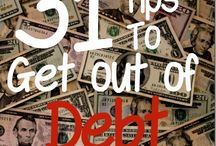Credit Cards & Debt / by The Frugal Toad