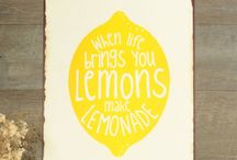 Sale Lemonade