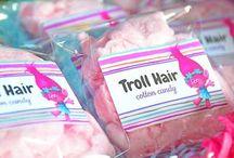 Trolls bday party