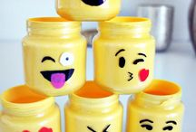 Emoji Party Ideas / Great ideas for Emjoi party cakes, decorations, printables,  food and more!