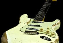 old electric guitar ideas
