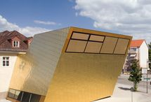 Gold Architecture / by BeGolden