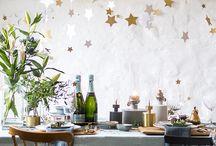 New Years Interiors