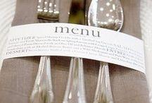 Table Settings & Decor