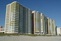 Bay Watch Resort / Bay Watch Resort is comprised of three oceanfront towers in North Myrtle Beach, South Carolina. In this family friendly resort you'll enjoy an oceanfront sundeck with oceanfront pools, oceanfront kiddie pools, and two ocean front Jacuzzi's. To add to your enjoyment: an indoor heated lazy river and an outdoor heated pool. Your North Myrtle Beach vacation rental will provide hours of entertainment for the whole family.