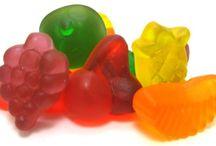 Gomitas y otros dulces / Preparar dulces que sean saludables