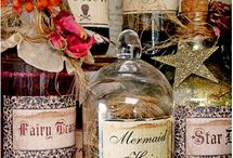Magical Mystery / by Debbie Patterson (Laughngypsy.etsy.com)