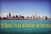 Chicago / by Missy Gacioch Pote