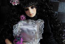 RML BJD 1/6 original customize doll / HEAD : RML(1/6) BODY : Volks(DP/27cm)  FB : www.facebook.com/rmlbjd Twitter : twitter.com/RML_BJD