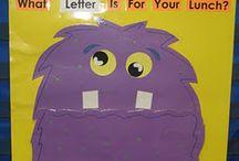 Alphabet, Phonics and Literacy / by Michelle Salkeld
