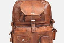 Leather Rucksacks - New Range