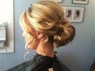 Bridemaids hair