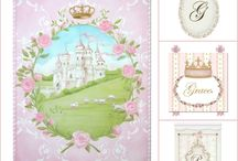 Princess Girl's Room / by Saige Nicoles