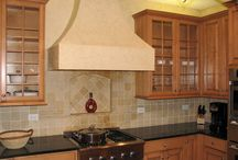 Ideas for Kitchens / Specialty paint finishes and design ideas