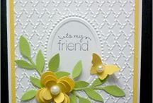 Stampin' Up Misc Cards