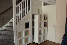Portaal / Kast onder trap