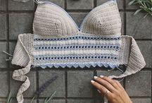 tops crochet