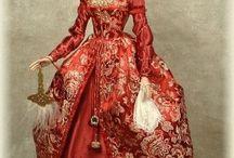 castiglia costumes