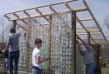 School garden/recycling projects