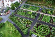 Zahrada zeleninová