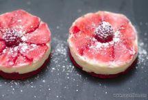 Casentbon : St Valentin / #stvalentin #saintvalentin #entremetfraise #fraise #dessertfraise