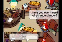 Club penguin memes