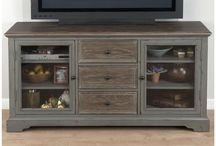 TV Stands / Where to put the TV.