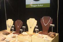 présentoirs bijoux