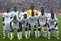 Preferita squadra africana:Stelle nere Ghana