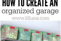 Organise garage