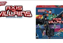DC Justice League / Justice League Games!