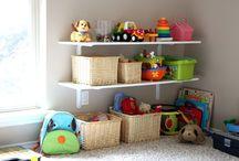 Organize with Kids