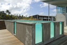 POOL DESIGN  / by Chay Robles-Vela