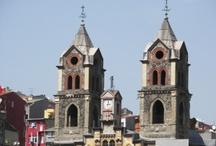 Iglesias Estambul / Todas las iglesias de Estambul