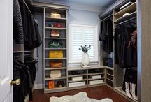 Beautiful Project with Deborah Martin Designs / Walk-In Custom Closet, Shoe Storage, Handbag Storage, Custom Cabinets,