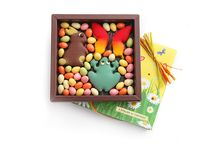 Nos chocolats de Pâques / Promenons-nous dans les bois, à la chasse au chocolat !