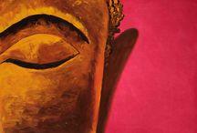 Buddha / Buddha triptych
