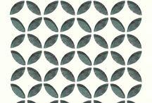 patrón geométrico