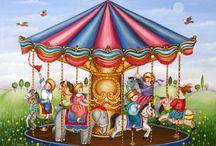 Amusement Park - Parque de atracciones