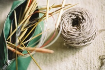 Knitting / For things that are knit. / by Lauren W