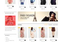 Fashion site